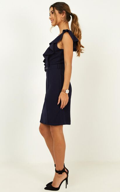 Project Master Dress in navy - 20 (XXXXL), Navy, hi-res image number null