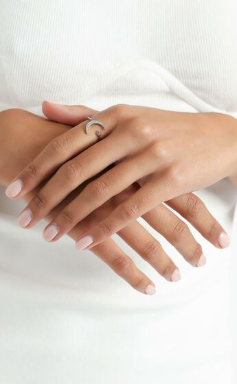 Adora Ring in Silver
