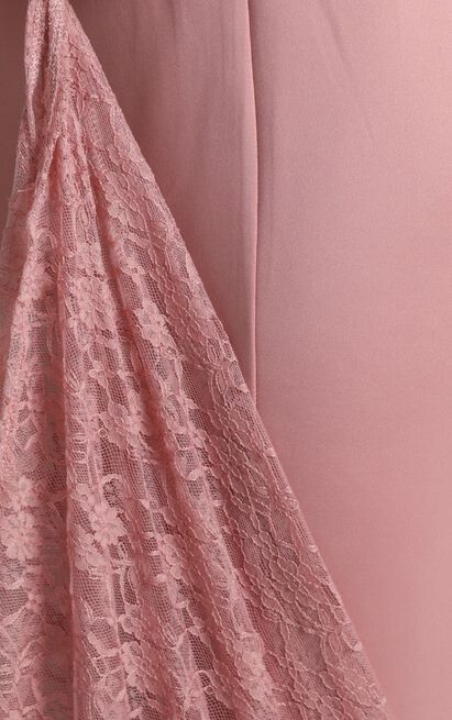 Always Will Love You Dress in dusty rose - 14 (XL), Pink, hi-res image number null