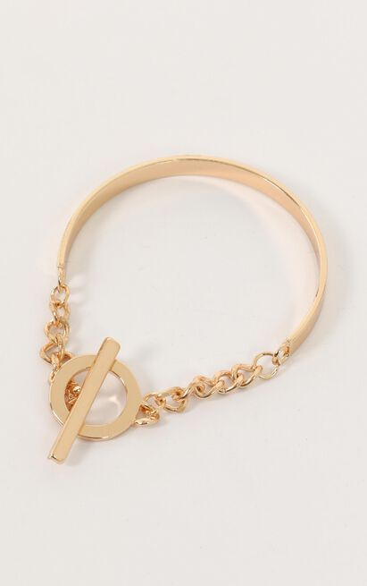 Through The Night Bracelet In Gold, , hi-res image number null