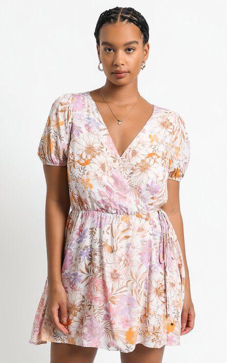 Noha Dress in Vintage Floral