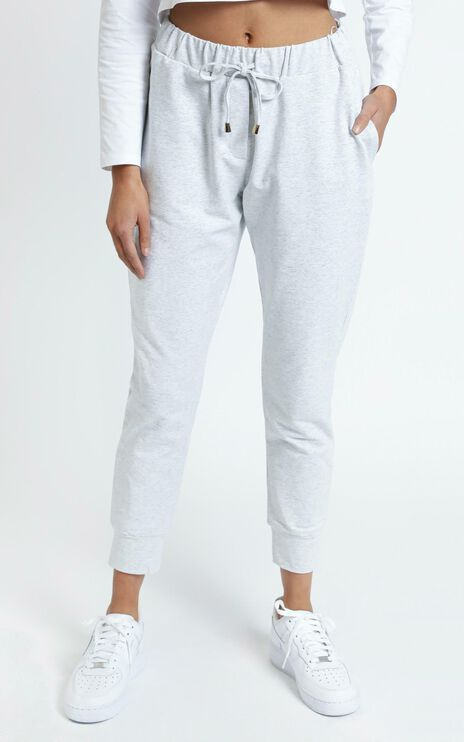 My Favourite Sweat Pants in Grey Marle