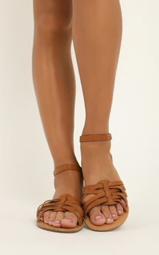 Verali - San Marco Sandals In Tan