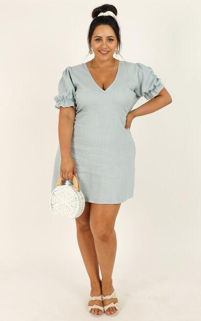 Park Run Dress in sage - 20 (XXXXL), Sage, hi-res image number null