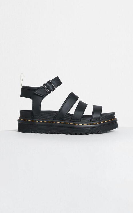 Dr. Martens - Vegan Blaire Chunk Sandal in Black
