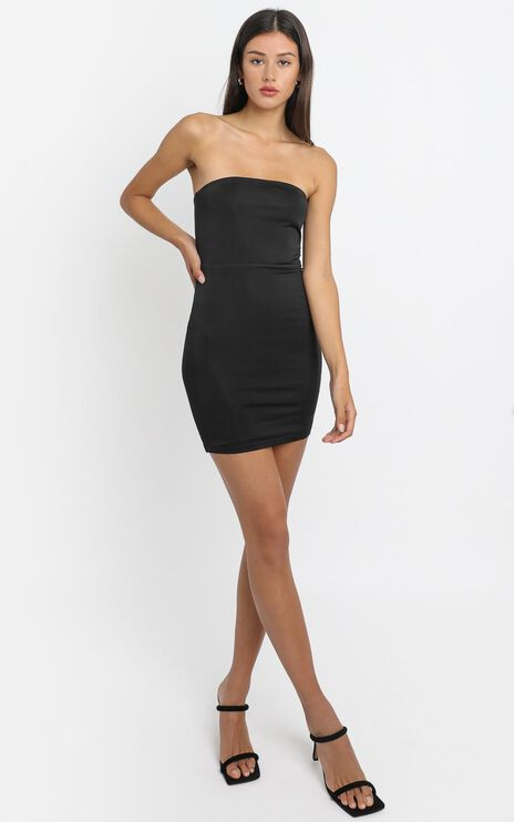 Perfect Decision Dress in Black