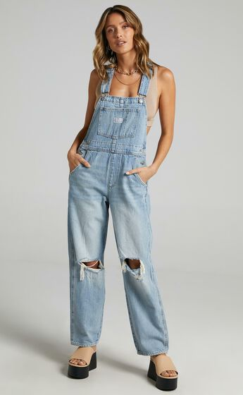 Levis - Vintage Overall in Bright Light