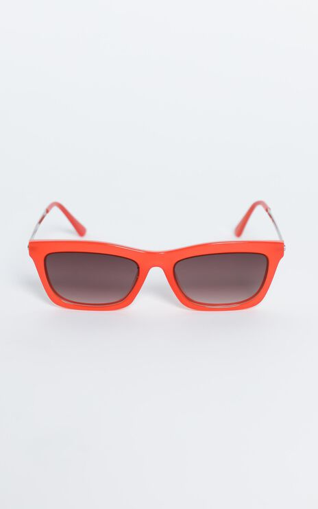 Reality Eyewear - Bowery Sunglasses in Coral