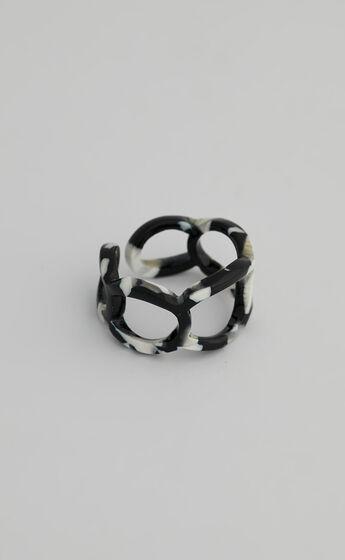 Pixie Ring in Black