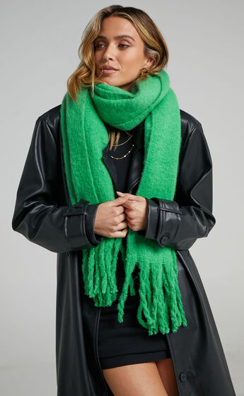 Lawrence Scarf in Green
