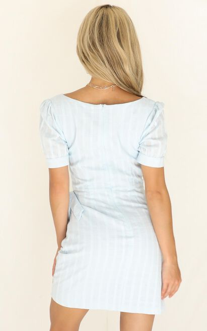 Special Mention Dress in blue - 20 (XXXXL), Blue, hi-res image number null