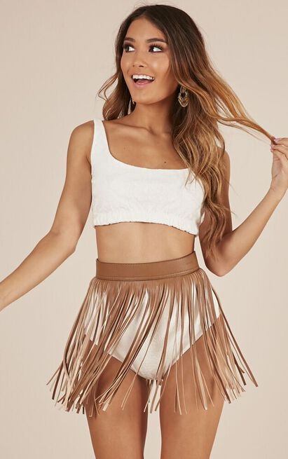 Better Than This belt in tan, , hi-res image number null