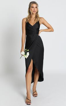 How Will I Know Dress In Black
