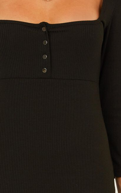 Boy Im Just Playing Dress In black - 20 (XXXXL), Black, hi-res image number null