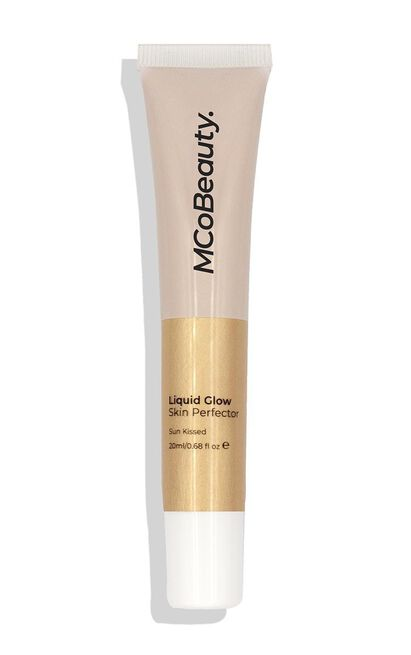 MCoBeauty - Liquid Glow Skin Perfector in Sun Kissed, , hi-res image number null