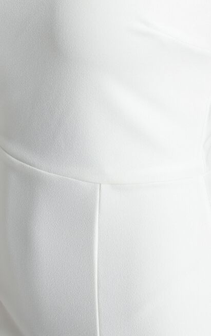 I Got A Feeling Dress in white - 20 (XXXXL), White, hi-res image number null