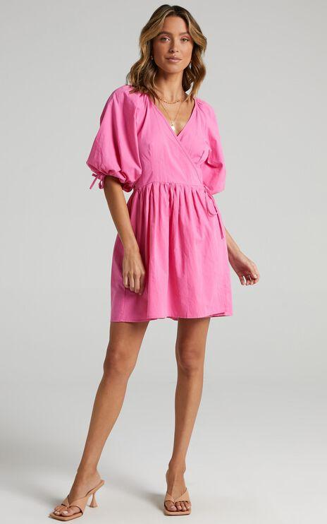 Veronnie Dress in Pink