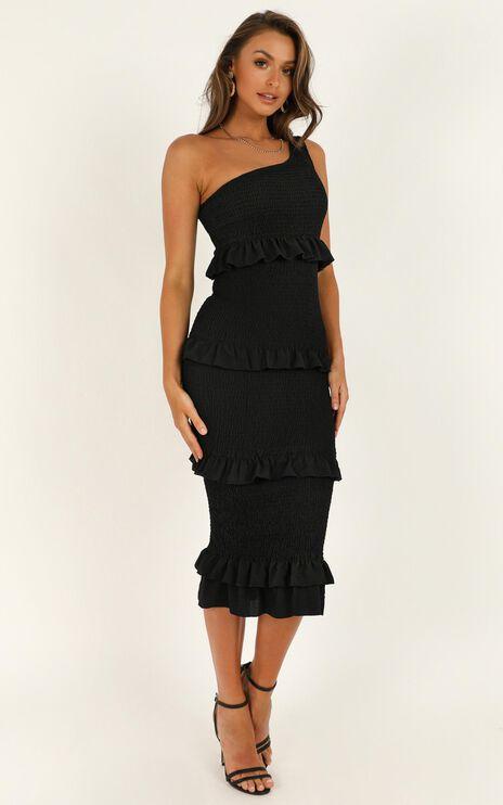 Love So Hard Dress In Black