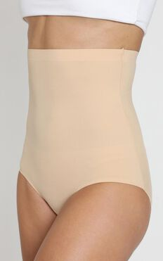 Seamless Shaping Brief - Light Control In Nude