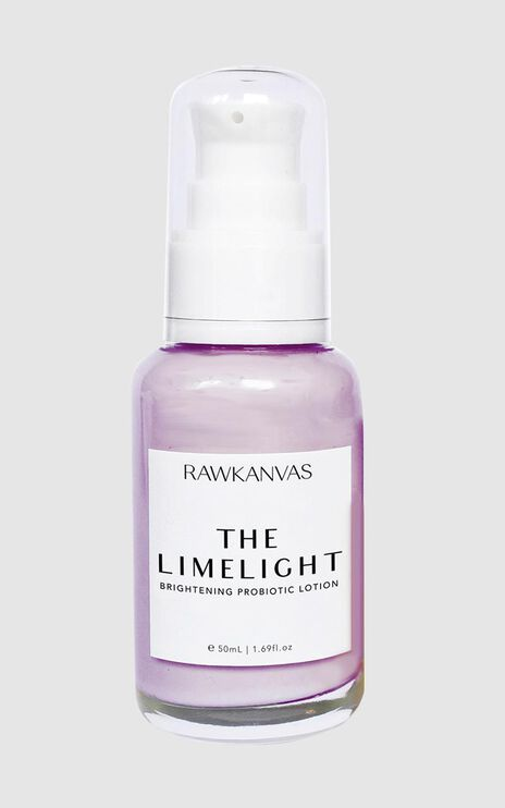 Rawkanvas - The Limelight Probiotic Lotion 50ml