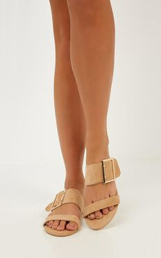 Billini - Dia Slides In Camel Micro