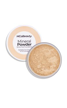 MCoBeauty - Mineral Powder Shine Free Foundation In Classic Ivory