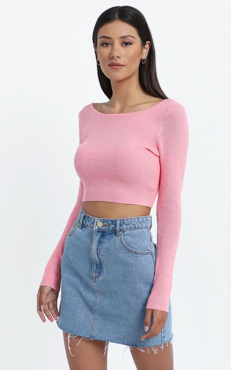 Resae Top in Pink