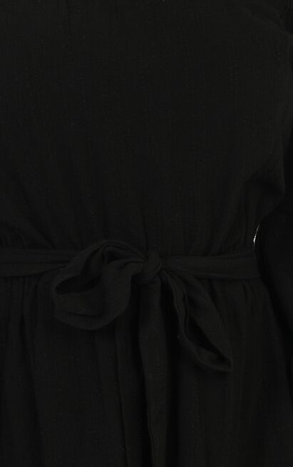 Getting It Right The First Time Dress in black - 20 (XXXXL), Black, hi-res image number null