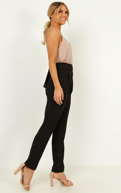 Only Desire Pants in black - 20 (XXXXL), Black, hi-res image number null