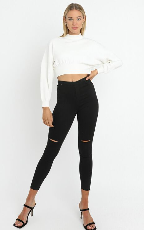 Cormac Jeans in Black