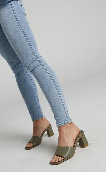 Billini - Ulani Heels in Army