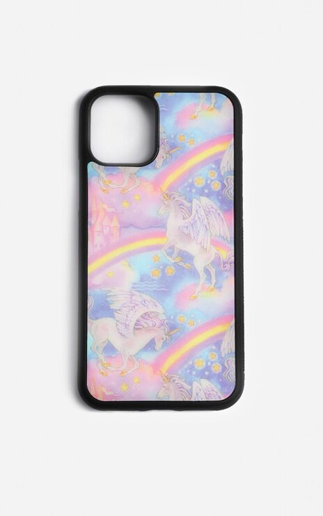 Unicorns iPhone Case In Multi Colour
