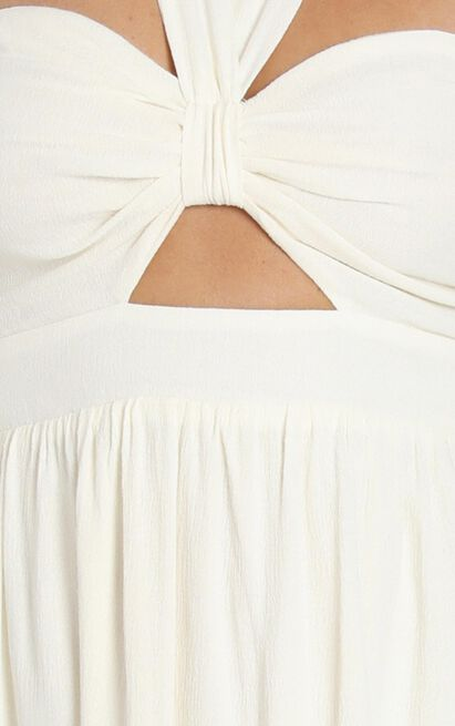 French Riviera Dress in natural - 20 (XXXXL), Beige, hi-res image number null
