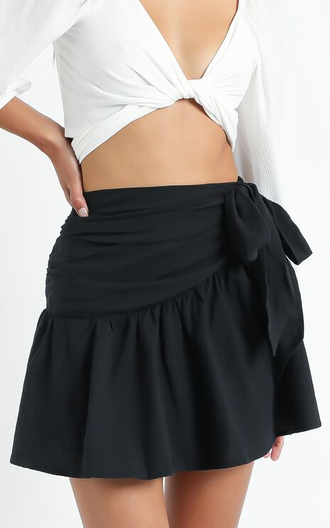 Day Dream Skirt in Black