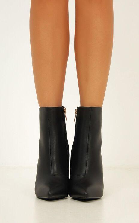 Billini - Mazara Boots In Black