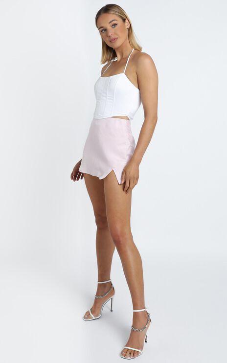 Hubert Skirt in Pink