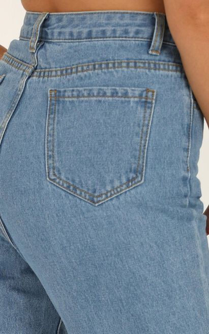 Bec Jeans In light vintage wash denim - 20 (XXXXL), Blue, hi-res image number null