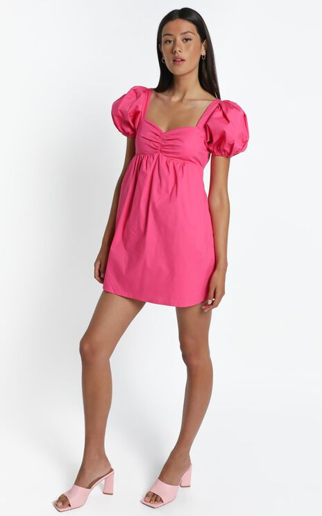 Brene Dress in Pink