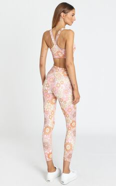 Kavala Collective - Kavala Flower Power Legging