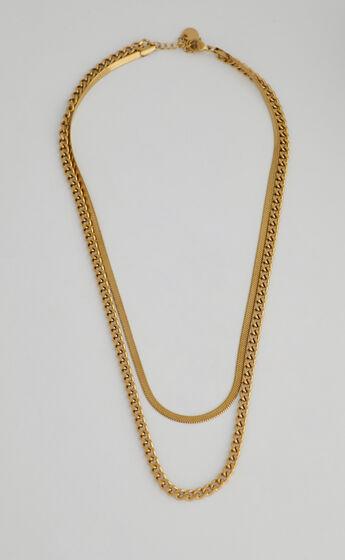 RELIQUIA - MODENA NECKLACE in Gold