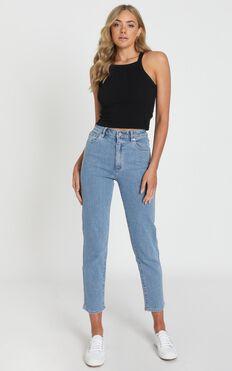 Abrand - A '94 High Slim Jeans in Georgia
