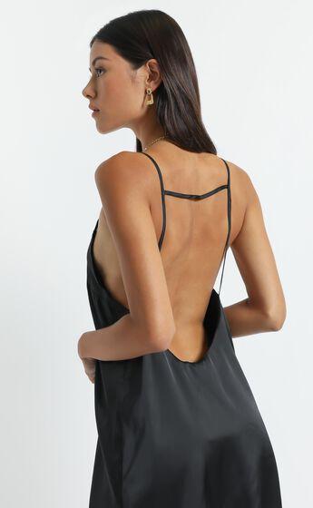 Elif Dress in Black