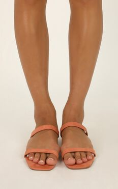 Therapy - Beatrix Sandals In Coral