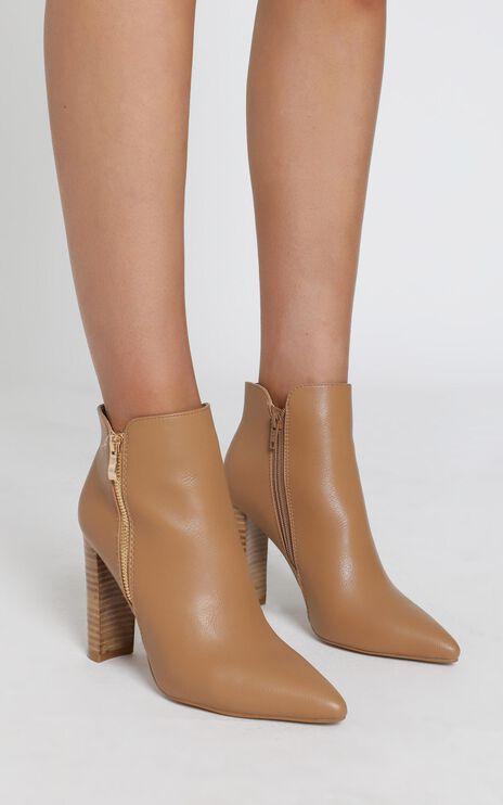 Billini - Kahli Boots in Tawny