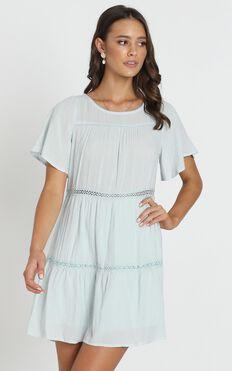 Brynn Dress in Sage