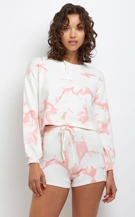 Damara Jumper in Pink