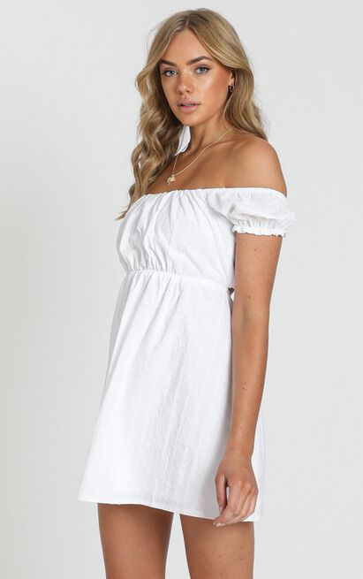 Finding Friends Dress in white - 20 (XXXXL), White, hi-res image number null