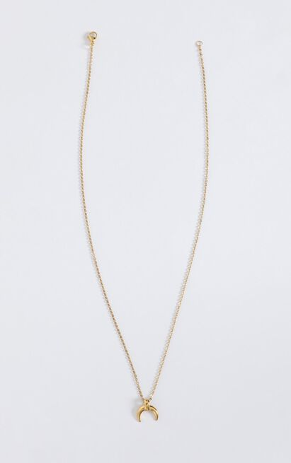Peta And Jain - Sydni Necklace In Gold, , hi-res image number null