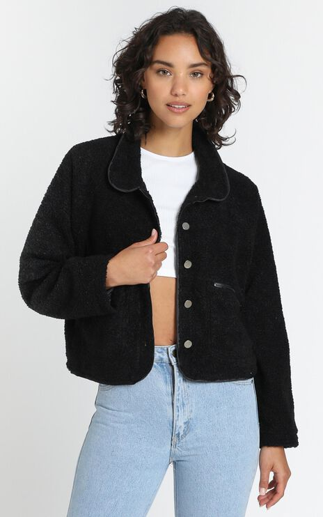 Karol Jacket in Black