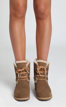 EMU Australia - Illawong Boots in Chestnut